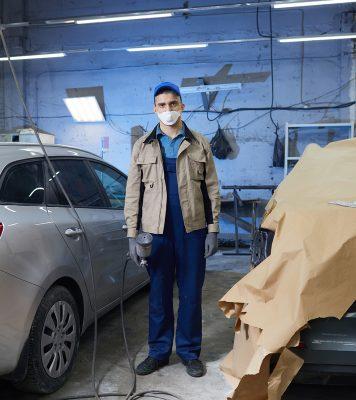 désinfecter sa voiture avec un générateur d'ozone