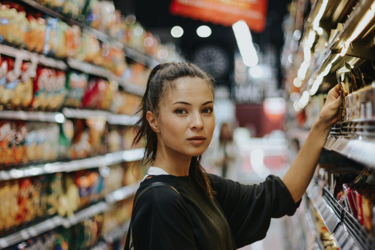 Désinfecter ses achats alimentaires